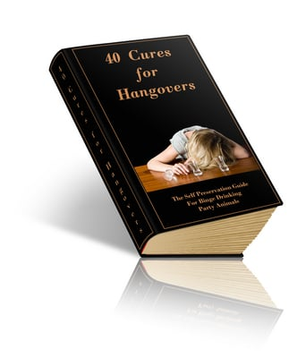 Product picture 40 Cures for Hangover