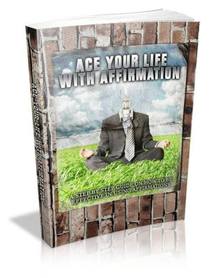 Product picture Ace Your Life With Affirmation