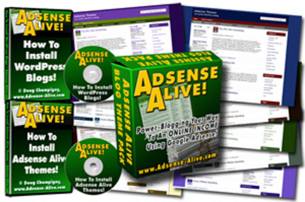 Product picture Adsense Alive!